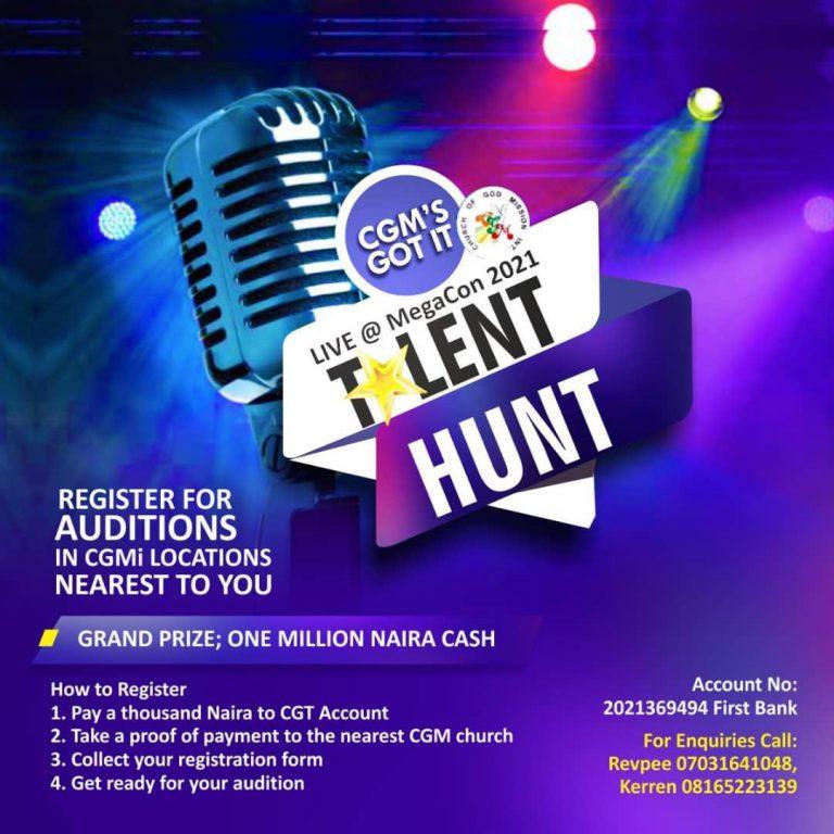 CGM's GOT IT Talent Hunt